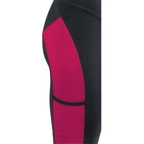 GORE WEAR C3 Cykelbukser Damer pink/sort